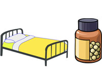 Bedtime Medication Reminders Chinese ATFY