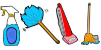 Home Cleaning Services Chinese ATFY